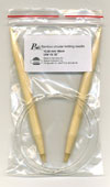 Circular Profi Bamboo Needles 24 and 32 inch