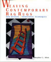 Weaving Contemporary Rag Rugs