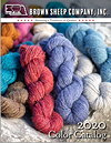 Brown Sheep Color Catalog