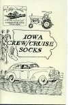Iowa Crew/Cruse Socks