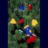 Fiber Trends Felt Christmas Ornaments FT-210