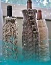Fiber Trends Wine Bottle Cozies FT-235