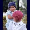 Fiber Trends Child's Lace Cap CH-3