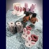 Fiber Trends Animal Friends Booties CH-22