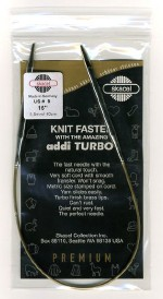 Circular Addi Turbo Needles 16""