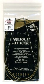 Circular Addi Turbo Needles 47""