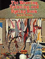 Weaving, Spinning & Dyeing Book