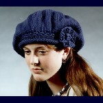 Fiber Trends Basic Cotton Beret AC-3