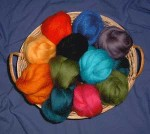 Felting Fleece Pack, Corriedale