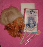 Large Needle Felting Kit