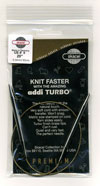 Circular Addi Turbo Needles 20""