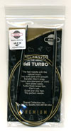 Circular Addi Turbo Needles 40""